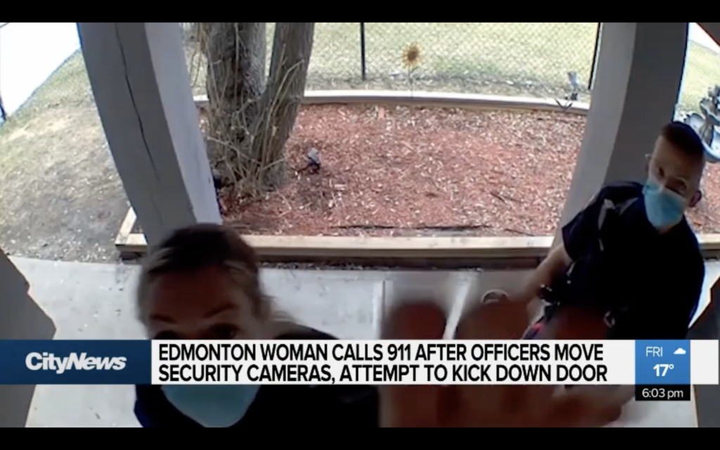 #CanadianNews: When You Have to Call the Cops on the Cops